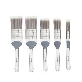 Harris Wall & Ceiling Paint Brush - Set of 5