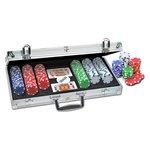 more details on ProPoker Professional 300 Chip Poker Set.