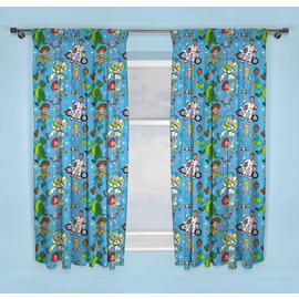 Disney Toy Story Unlined Pencil Pleat Curtains
