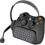 more details on Microsoft Xbox 360 Live Messenger Chatpad & Headset- Black.