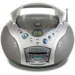 more details on Roberts CD9959 Swallow CD Player - Silver.