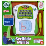 more details on LeapFrog Scribble and Write Kids Learning Game.