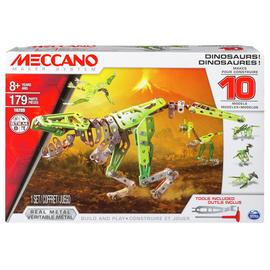 Meccano 10-in-1 Model Set