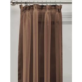 Argos Home Unlined Voile Panels