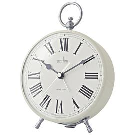 Acctim Caitlin Fob Alarm Clock - Cream