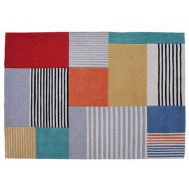 Argos Home Abstract Brights Rug - 120x160cm