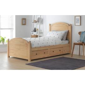 Argos Home Emberton Single Bed Frame - Pine