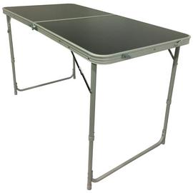 Twin Height Folding Aluminium Table - Large