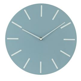 Argos Home Wall Clock - Grey