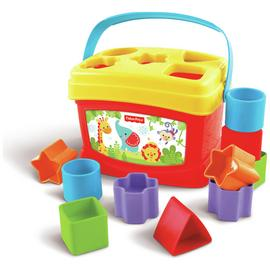 Fisher-Price Baby's First Blocks/t