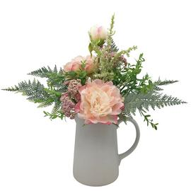 Habitat Floral Arrangement in Jug