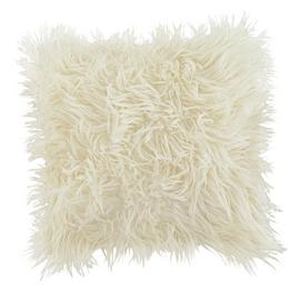 Argos Home Mongolian Faux Fur Cushion