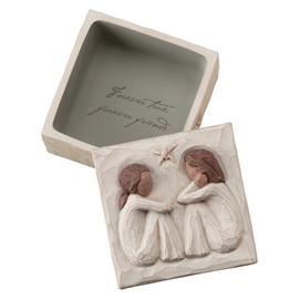 Willow Tree Friendship Keepsake Box