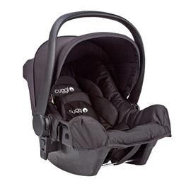 Cuggl Dove Group 0+ Baby Car Seat - Black