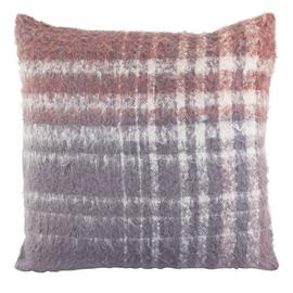 Argos Home Highlands Brushed Check Cushion - Multicoloured