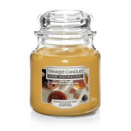 Home Inspiration Medium Jar Candle - Honey, Fig & Jam