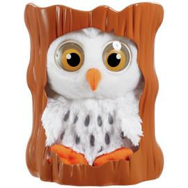 AniMagic Arty Goes Wild Owl Soft Toy