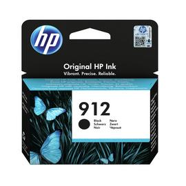HP 912 Original Ink Cartridge - Black