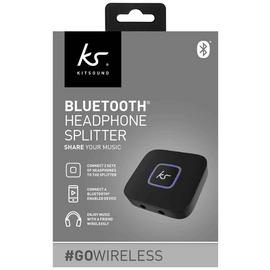 KitSound Bluetooh Headphone Splitter