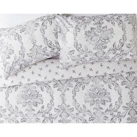 Argos Home Damask Bedding Set - Kingsize