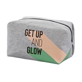 Active Life Happy Life Small Yoga Gym Wash Bag