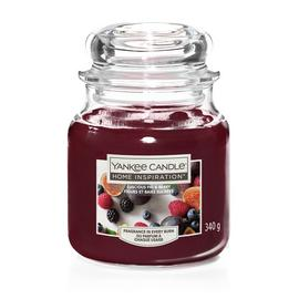 Home Inspiration Medium Jar Candle - Luscious Fig & Berry