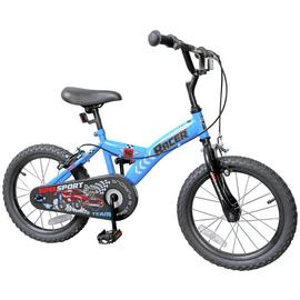 16 Inch Racing Cars Kid's Bike