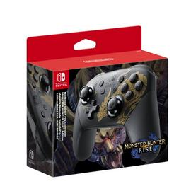 Switch Monster Hunter Rise Edition Wireless Pro Controller