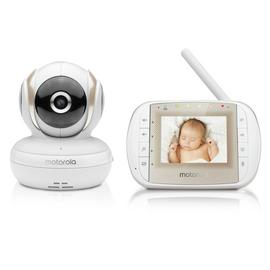 Motorola MBP 30A Video 3 Inch Baby Monitor