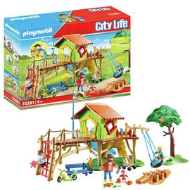 Playmobil 70281 City Life Pre-School Adventure Playground