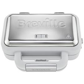 Breville VST070 Deep Fill Sandwich Toaster - Stainless Steel