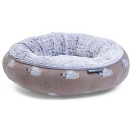 Petface Angry Mouse Donut Cat Bed - Small