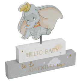 Disney Beginnings Hello World Sign
