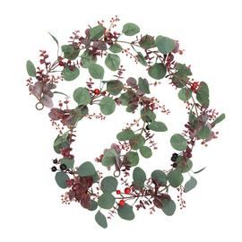 Argos Home 183cm Berry Christmas Garland