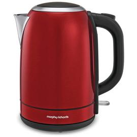 Morphy Richards 102782 Equip Jug Kettle - Red