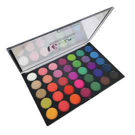 Technic Ibiza Pressed Pigment Eyeshadow Palette