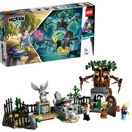 LEGO Hidden Side Graveyard Mystery Ghost AR Games Set- 70420