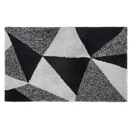 Argos Home Shard Bath Mat - Black