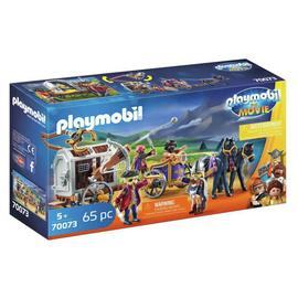 Playmobil 70073 The Movie Charlie & Prison Wagon