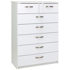 Argos Home Cheval 5+2 Drawer Chest of Drawers