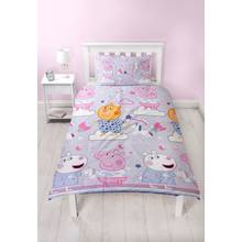 Peppa Pig Children's Bedding Set - Single