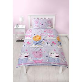 Peppa Pig Children's Bedding Set - Single