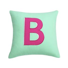 Argos Home Letter B Cushion