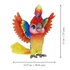 furReal Rock-a-too Show Bird Soft Toy