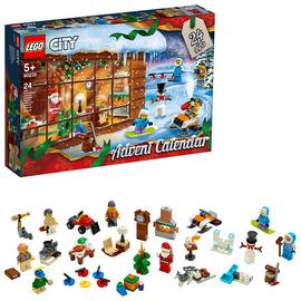 LEGO City Advent Calendar Building Set - 60235