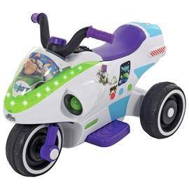 Disney Toy Story Buzz Lightyear 6V Space Cruiser Ride On