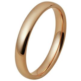 Inara Rose Gold Plated Ceramic 3mm Stacking Ring