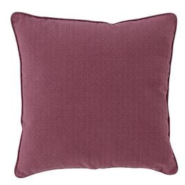 Argos Home Printed Herringbone Cushion