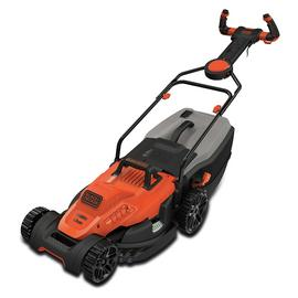 Black & Decker 42cm Lawnmower with EasySteer
