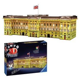 Buckingham Palace Light Up 3D Jigsaw Puzzle